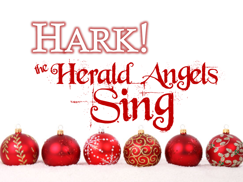 Hark The Herald Angels Sing Christmas